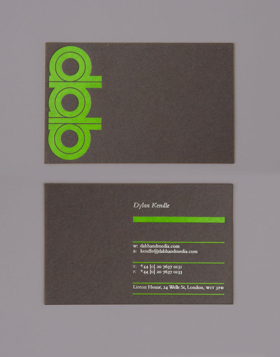 Dylan Kendle - Branding