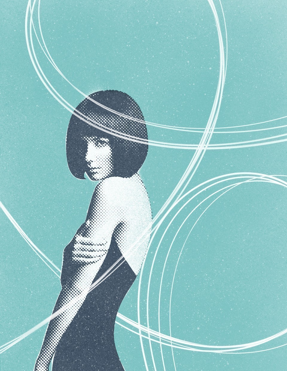 Dylan Kendle - Nouvelle Vague Illustrations